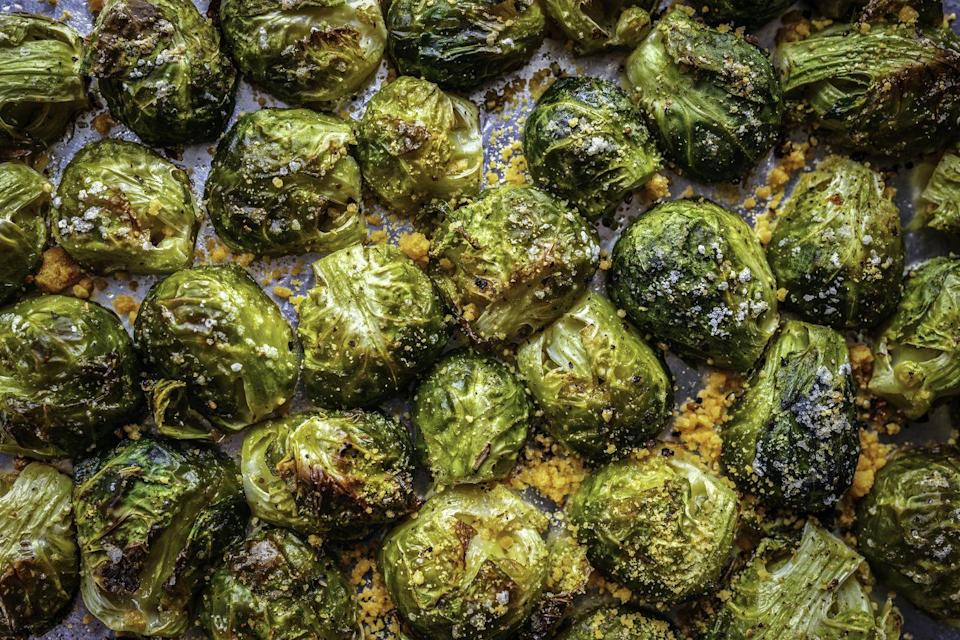 """<p>Forget steaming and boiling veggies—there are so many better cooking methods out there. Roasting veggies is incredibly easy (just throw them on a sheet pan, add some seasonings, and let them cook), and makes them browned, flavorful, and perfectly crispy. The air fryer is a fast way to """"fry"""" your veggies to keep them healthy but crispy. </p><p>The grill gives your vegetables a nice smokey flavor and keeps them juicy. Sautéing is easy and quick, and ideal if you don't want them to be crisp at all. </p>"""
