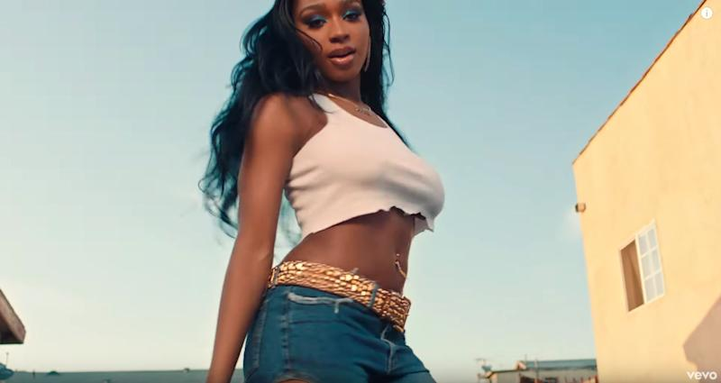Normani Pays Homage To Beyonce & Britney Spears In New 'Motivation' Video