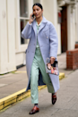 <p>If you think you have to perfectly match colourful pieces together, think again. Pair close but complementary hues for serious style cred.</p>