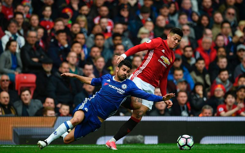 The Man Utd defeat should be Chelsea's last slip up - Credit: AFP