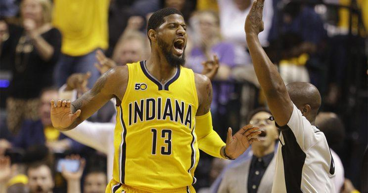 Paul George got traded to Oklahoma City and the internet ...