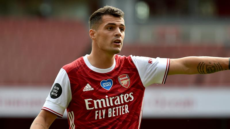 'I was very close to leaving' – Xhaka thanks Arteta for second chance after clashing with Arsenal fans
