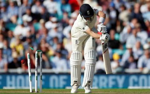 <span>Joe Root averaged 33 in the recent Ashes and his form will be a top concern for the new coach</span> <span>Credit: Action Images via Reuters/Andrew Boyers </span>