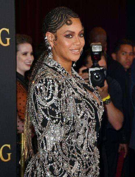 PHOTO: Beyonce attends the Premiere Of Disney's 'The Lion King' at Dolby Theatre on July 09, 2019, in Hollywood. (Jon Kopaloff/FilmMagic via Getty Images)