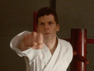 Jesse Eisenberg in 'The Art of Self-Defense'Bleecker Street