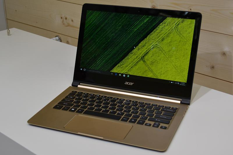 Acer is shipping the 'world's thinnest' Swift 7 and budget Swift 3 notebooks