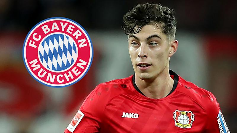 Bayern pull out of race to sign Havertz, confirms Hoeness