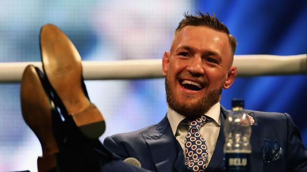 Conor McGregor: 'I will be a god of boxing' after beating Floyd Mayweather