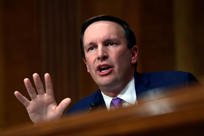 Murphy has released two reports on problems in major college sports and plans to apply more scrutiny to the NCAA later this year. (Photo: Associated Press)