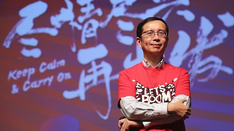 Meet Daniel Zhang, the 'free and unfettered spirit' who will succeed Jack Ma as Alibaba's chairman