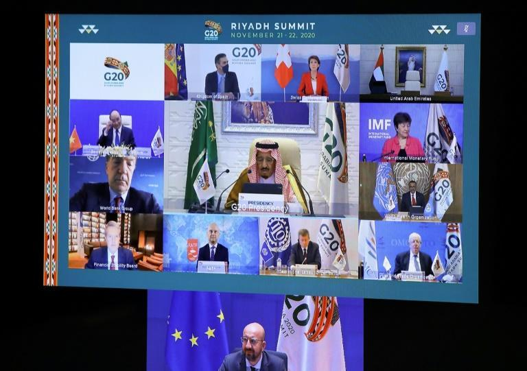 Saudi Arabia hosts a G20 summit in a first for an Arab nation, with the virtual forum dominated by efforts to tackle the coronavirus pandemic and the worst global recession in decades