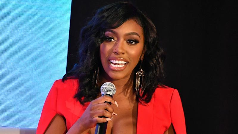 RHOA's Porsha Williams Is