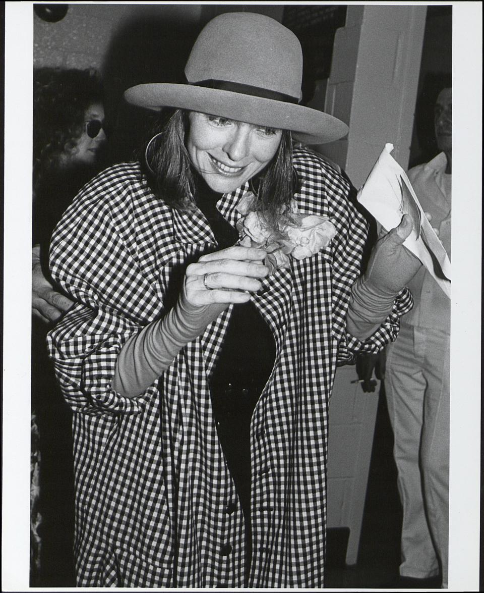 UNITED STATES - MARCH 17:  Diane Keaton  (Photo by The LIFE Picture Collection via Getty Images)
