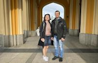 Natalia and Dmitry Protasevich saw clear signs of their son having been beaten in a video message released by Belarusian authorities in which the photographer and activist supposedly confessed