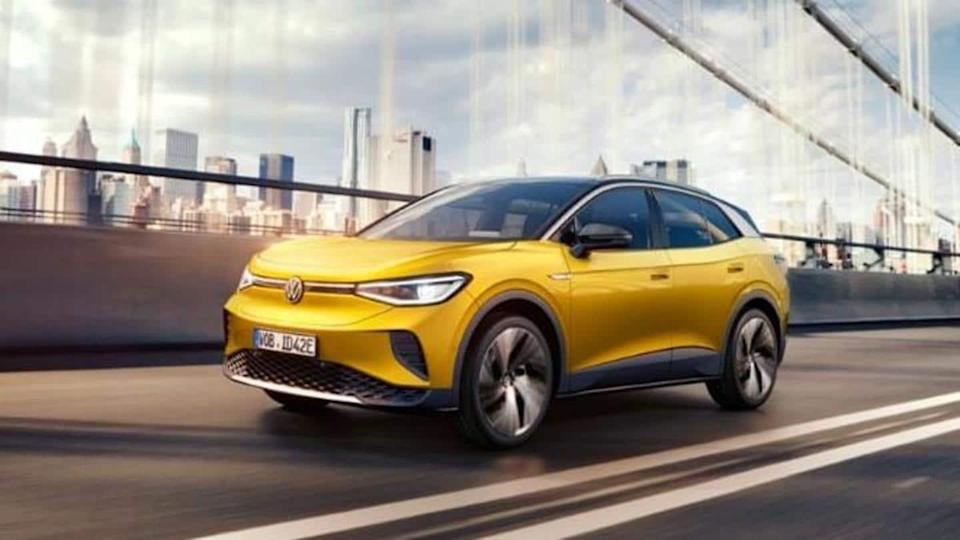 Volkswagen ID.4 is the 2021 World Car of the Year
