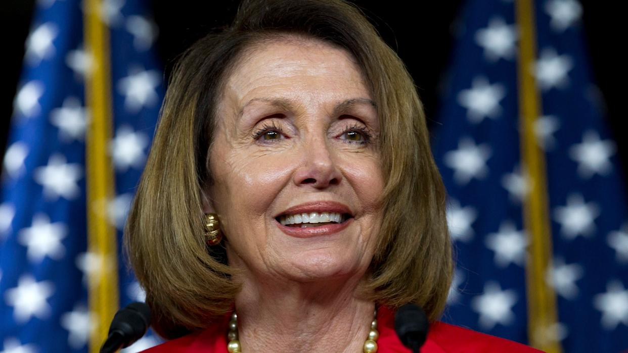 Since 2010, Republicans have conducted an orchestrated campaign to weaponize House Minority Leader Nancy Pelosi. Voters appear to be tuning out ― but that doesn't mean she'll remain a Democratic leader. (Photo: Yahoo Magazines PYC)