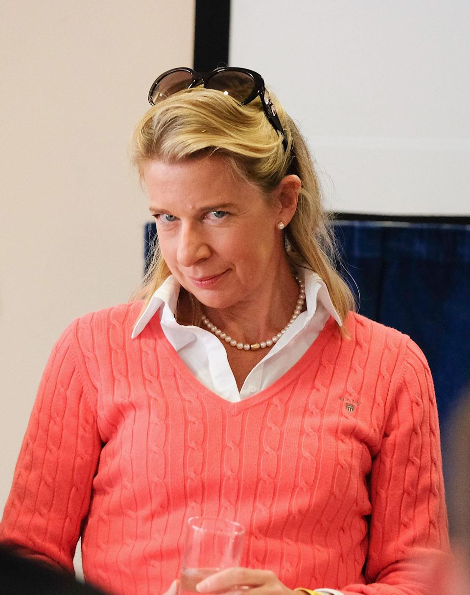 Long before she was the reigning queen of the unwanted political and social opinion piece, Katie Hopkins was famed for her reality TV appearances, starring in The Apprentice, Celebrity Four Weddings (yes, really!) and I'm A Celebrity, before going on to become a CBB finalist.<br /><br />In fact, the only real difference between Katie and Kerry Katona in their reality TV histories is that Kerry actually won one of the shows she appeared on...