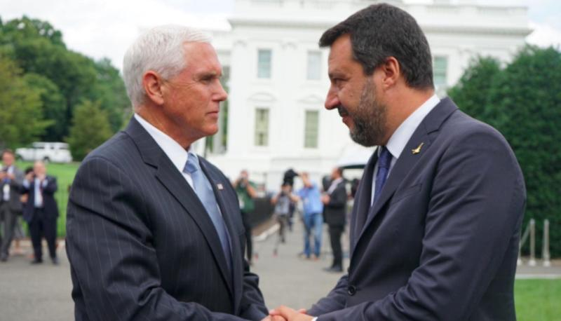 Usa Salvini Tap