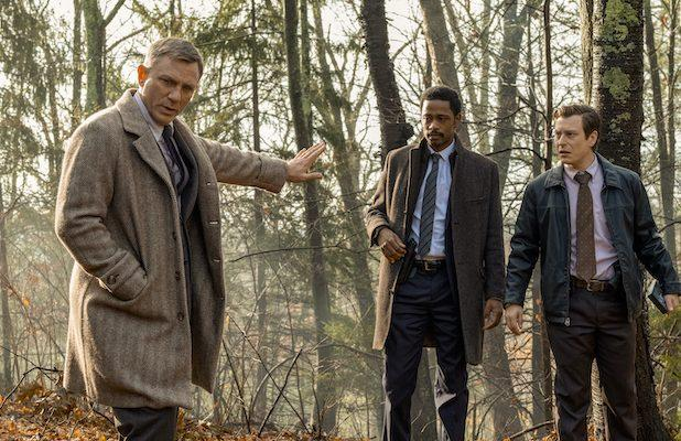 Rian Johnson Brings Starry Crowd Pleaser 'Knives Out' To Toronto