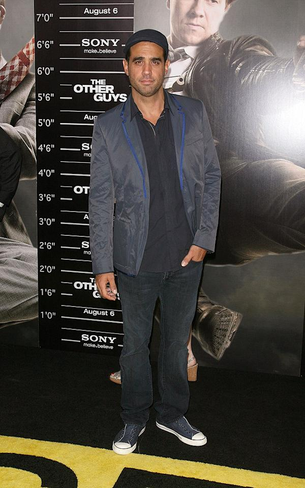 """<a href=""""http://movies.yahoo.com/movie/contributor/1804493983"""">Bobby Cannavale</a> at the New York City premiere of <a href=""""http://movies.yahoo.com/movie/1810116447/info"""">The Other Guys</a> - 08/02/2010"""