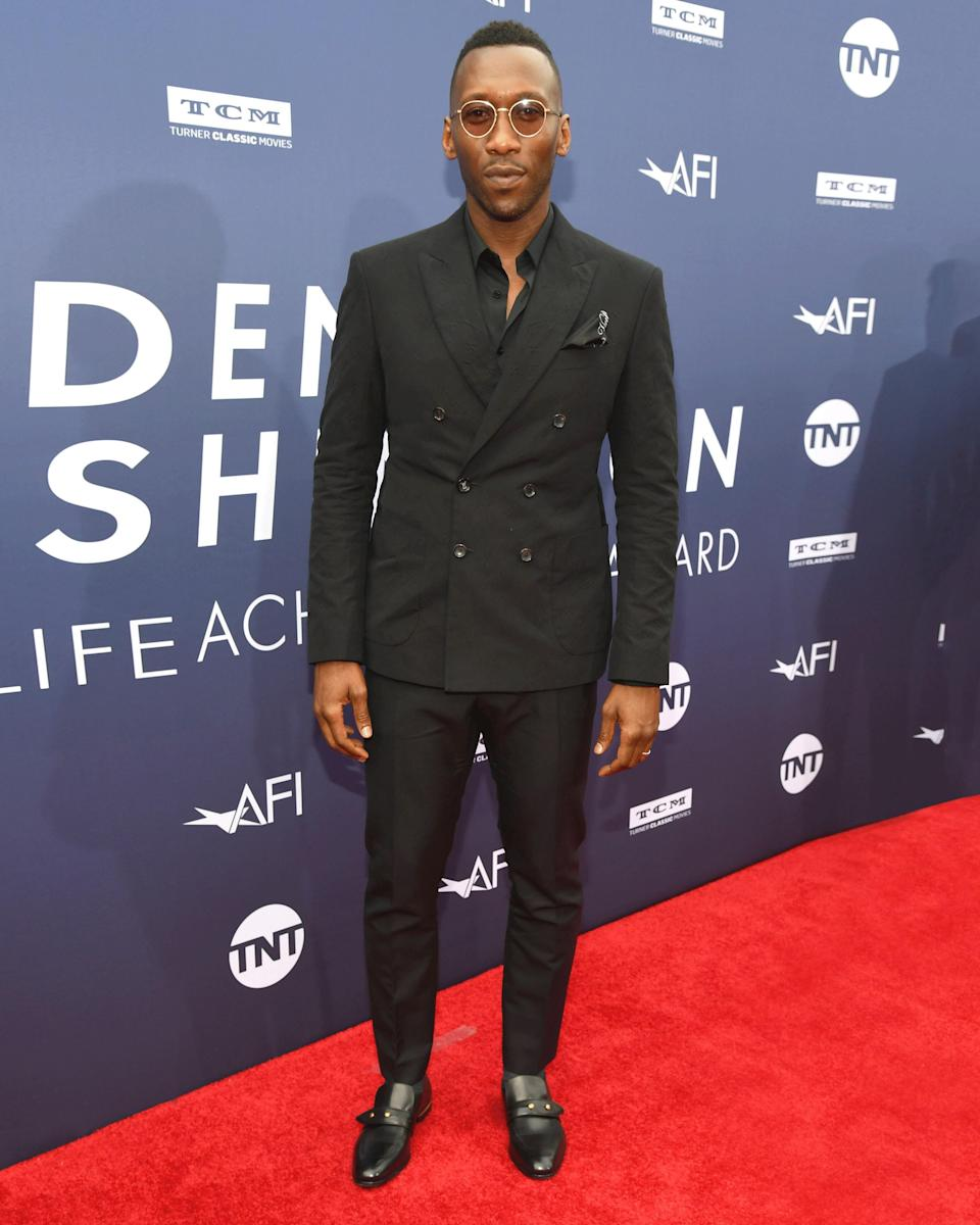 """<h1 class=""""title"""">June 7: Mahershala Ali</h1> <div class=""""caption""""> Mahershala Ali looking Oscars ready a good six months before awards season. </div> <cite class=""""credit"""">Getty Images</cite>"""