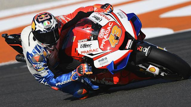 While there were reports Jack Miller could ride for Ducati next season, the team's sporting director insists that was never discussed.