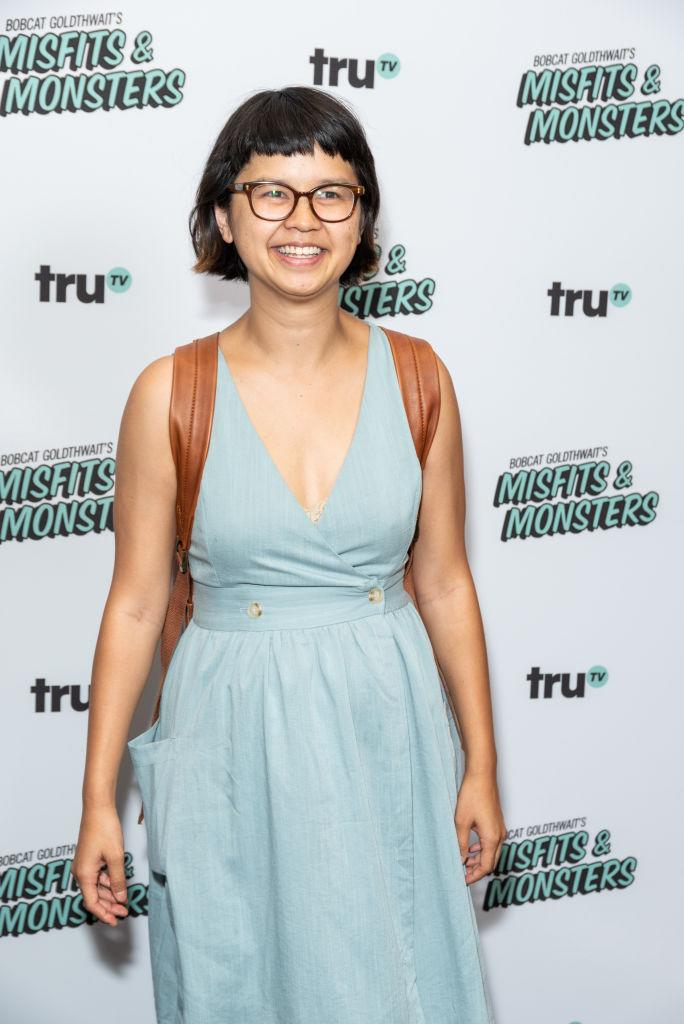 Charlyne Yi says she tried to quit