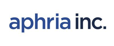 Aphria Inc. Logo (CNW Group/Aphria Inc.)