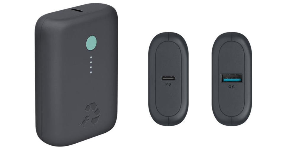 Nimble Eco-Friendly CHAMP 10k PD Portable Charger (Photo: Verizon)