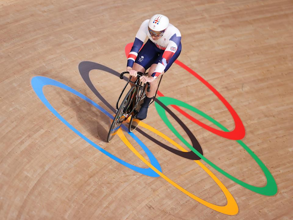 Jason Kenny won his eighth Olympic medal at Tokyo 2020 (Getty)