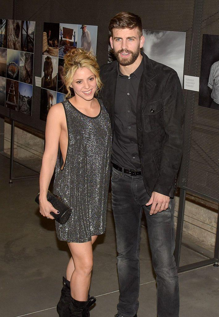 <p>The couple first met on the set of Shakira's 2010 music video for her world cup anthem 'Waka Waka (This Time For Africa)'. Since then, the singer and FC Barcelona footballer have had two children together.</p>
