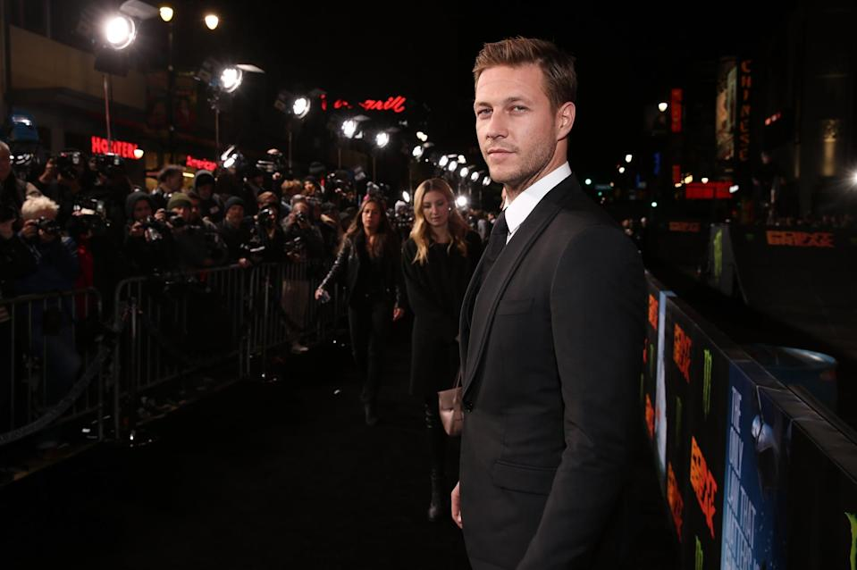 """<p>As he grew up playing sports and surfing, <a href=""""http://www.fresnobee.com/entertainment/movies-news-reviews/article50935955.html"""" class=""""link rapid-noclick-resp"""" rel=""""nofollow noopener"""" target=""""_blank"""" data-ylk=""""slk:Luke loves taking on his own stunts"""">Luke loves taking on his own stunts</a> in movies. Part of what drew him to the role of Johnny Utah in <strong>Point Break</strong> was getting the chance to train at wingsuiting and rock climbing. """"The physical side of the movie is what drew me to it,"""" he explained to <strong>The Fresno Bee</strong> in December 2015. """"I grew up surfing and snowboarding and skateboarding, so it is something that is very close to me. I wanted to do everything I could do until the pros took over."""" </p>"""
