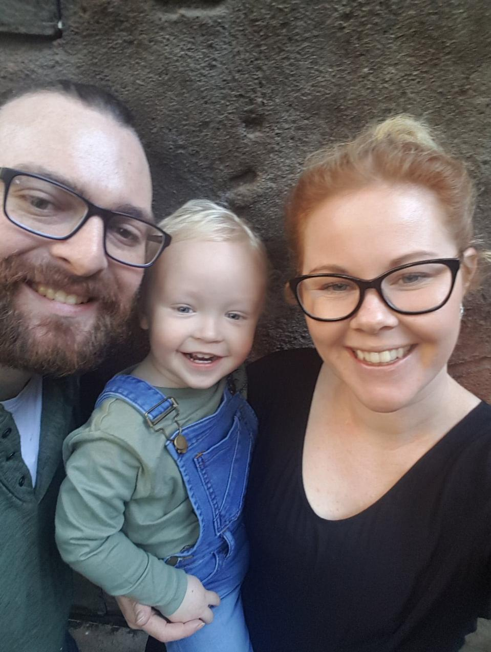 His devastated parents Matt and Jacqui Kelley have remembered their little man as a child everyone loved. Source: Supplied