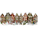 """<p>This beautifully illustrated advent calendar folds out to become a free standing double sided piece of artwork with a picture behind each door. Perfect for those who like their Christmas a little more traditional.</p><p>£12.95 <a href=""""http://www.johnlewis.com/coppenrath-christmas-street-scene-advent-calendar-fold-out/p2683351#media-overlay_show"""" rel=""""nofollow noopener"""" target=""""_blank"""" data-ylk=""""slk:John Lewis"""" class=""""link rapid-noclick-resp"""">John Lewis</a></p>"""