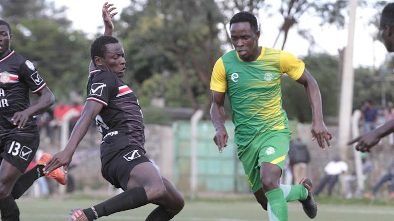 Nzoia Sugar hand Kariobangi Sharks a second KPL draw