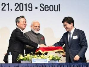 India set to become $5 trillion economy soon, says Narendra Modi; invites Korean businesses to invest in country
