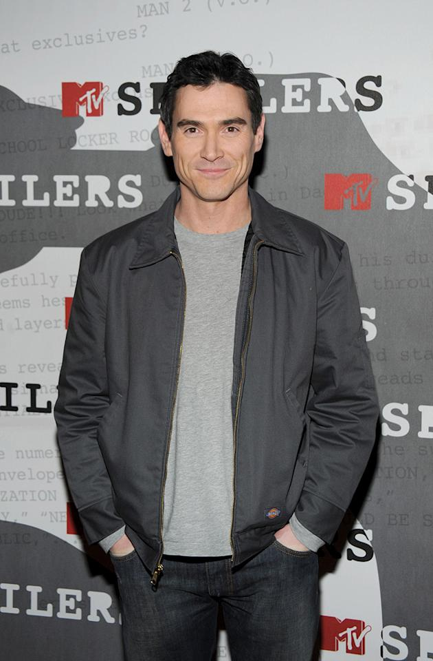 "<a href=""http://movies.yahoo.com/movie/contributor/1800019546"">Billy Crudup</a> at the MTV screening party for <a href=""http://movies.yahoo.com/movie/1808406490/info"">Watchmen</a> in West Hollywood - 02/18/2009"
