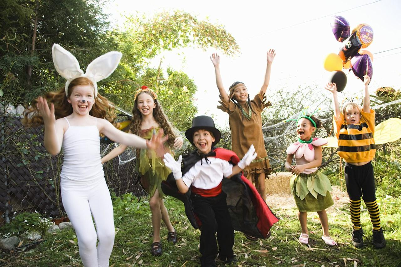 """<p><a href=""""https://www.womansday.com/life/entertainment/a33370759/history-of-halloween/"""" target=""""_blank"""">Halloween-type behavior</a> dates back centuries to the Celtic festival Samhain, which was a pagan New Year of sorts celebrated from October 31 to November 1. Celts would celebrate together with feasts, bonfires, and animal sacrifices.   </p>"""