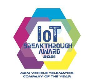 ORBCOMM is recognized for innovation in developing advanced IoT technology solutions with the 2021 IoT Breakthrough Award for M2M Vehicle Telematics Company of the Year