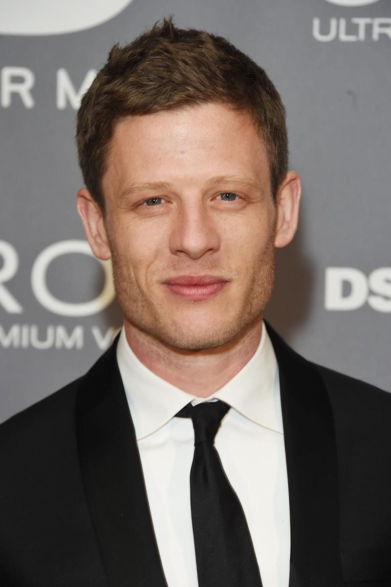 LONDON, ENGLAND - FEBRUARY 24: James Norton attends the Warner Music Group & Ciroc Vodka Brit Awards after party at Freemasons Hall on February 24, 2016 in London, England. (Photo by David M. Benett/Dave Benett / Getty Images for Warner Music)