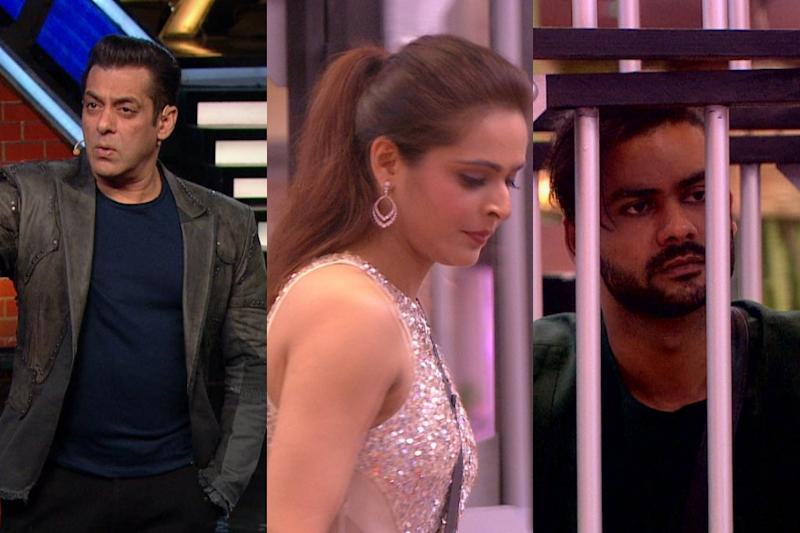 Bigg Boss 13 Day 111 Written Updates: Salman Khan Grills Madhurima Tuli and Vishal Aditya