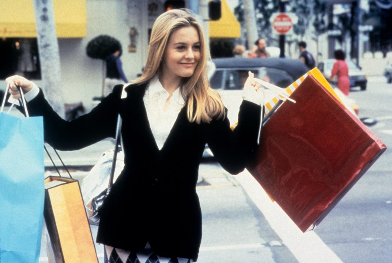 """<p>Cher Horowitz is one of the most comforting film narrators of all time. Watching her transform from spoiled Beverly Hills scene kid to a mature woman is always a fun time—no matter how many times you've seen it. So feel free to doze off because you already know what happens. Spoiler: Cher ends up with her stepbrother, played by Paul Rudd.</p> <p><em>Available to rent on</em> <a href=""""https://www.amazon.com/gp/video/detail/B001JYIJAY/ref=atv_dl_rdr""""><em>Amazon Prime Video</em></a><em>.</em></p>"""