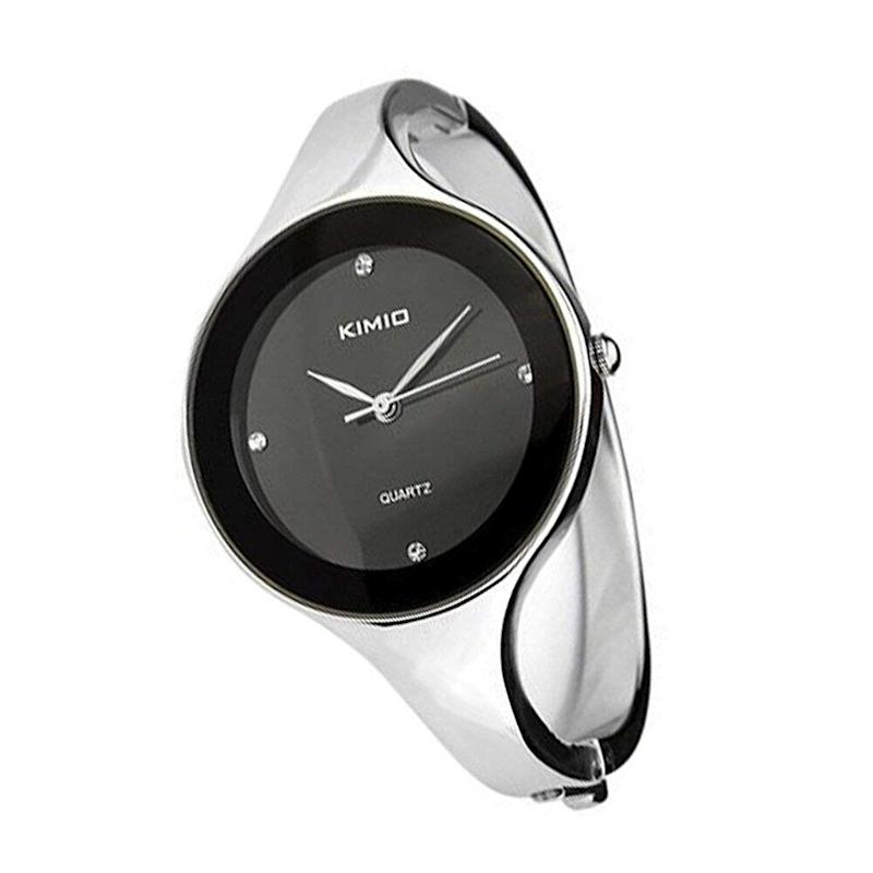 ABS-Watch Silver Wrist Watch. (Photo: Amazon)