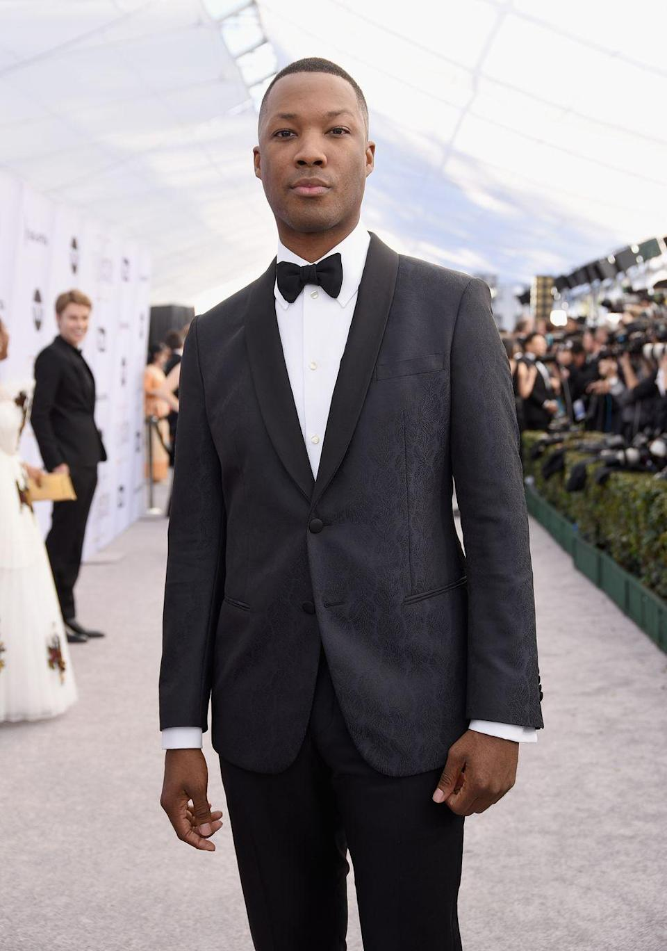 <p>Hawkins has gone from action shows to hip-hop biopics, and is now returning to his love of theater. Some of his notable titles include <em>Straight Outta Compton</em>, <em>24: Legacy</em>, and <em>The Walking Dead, </em>as well as the Broadway play <em>Six Degrees of Separation. </em></p><p><strong>Follow him on Instagram: </strong>@coreyhawkins</p>