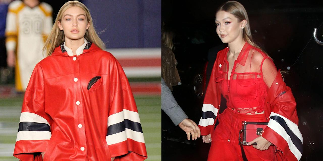"<p>Gigi Hadid has quickly become America's Sweetheart of the modeling world - with her California Girl good looks and sunny disposition - but her style says <em>bonafide bombshell</em>. Hadid knows how to dress her curves - from midriff-baring two pieces, to curve-hugging dresses and plunging necklines. The top model even makes a white t-shirt and jeans look totally sexy. Hey, if you got it, flaunt it. Click through to see her best looks, plus shop model off duty must-haves on <a rel=""nofollow"" href=""https://shop.harpersbazaar.com/Model-Off-Duty/index.html"">ShopBAZAAR</a>.</p>"