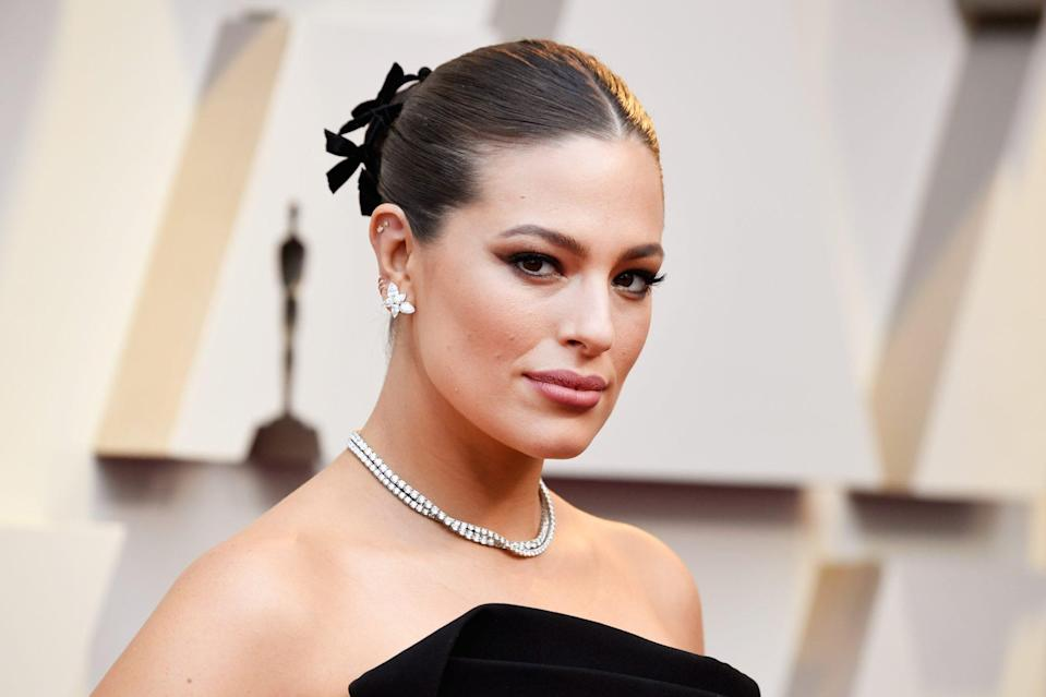 "<p>Model Ashley Graham and her husband, filmmaker Justin Ervin, welcomed their first son together on January 18. Graham announced the news in an Instagram Story.</p> <p>""At 6:00 p.m. on Saturday our lives changed for the better,"" she said. ""Thank you all for your love and support during this incredible time. 1.18.2020."" </p> <p>On an episode of her podcast, <em>Pretty Big Deal</em>, Graham announced her son's name: Isaac Menelik Giovanni Ervin. She also added that she gave birth at home, not in a hospital.</p>"