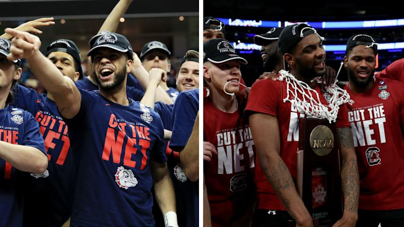 NCAA Tournament 2017: How to watch Gonzaga vs. South Carolina in Final Four
