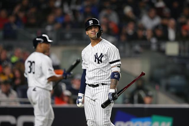 The Yankees have hurt their chances by placing Gleyber Torres in the five-hole. (Brad Penner/USA TODAY Sports)