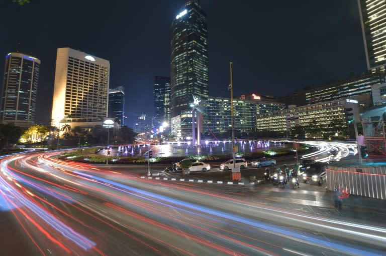 Jakarta has some of the world's worst traffic, forcing organisers to come up with drastic solutions