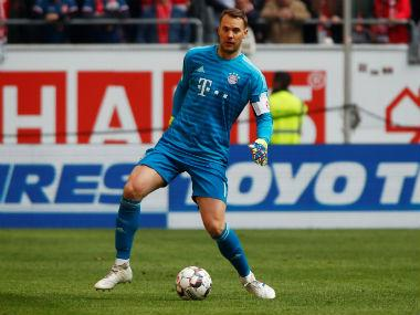 Bundesliga: Bayern Munich's Manuel Neuer hopeful of getting fit for title-deciding clash against Eintracht Frankfurt